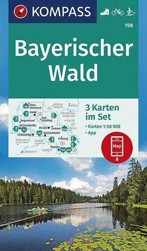 Bayerischer Wald  3-set