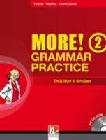 MORE! Grammar Practice 2, Ausg. D/m. CDR