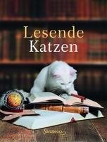 Thiele, J: Lesende Katzen