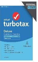 TurboTax: Deluxe 2020 Desktop Tax Software, Federal and State Returns + Federal E-file guide [PC Download]