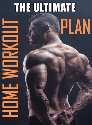 The Ultimate Home Workout Plan: How to Get Ripped at Home with Minimal Equipment, Workout at Home Book, Home Workout Bible