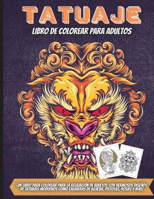 Tatuaje Libro De Colorear Para Adultos