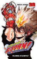 Amano, A: Tutor Hitman Reborn 33