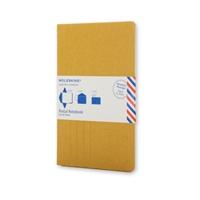 Moleskine Postal Notebook - Pocket Mustard Yellow