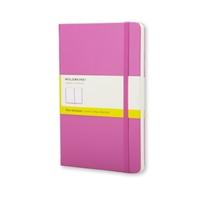 Moleskine Magenta Pocket Plain Notebook Hard