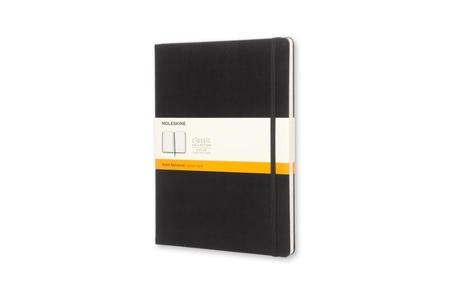 Moleskine Extra Large Ruled Notebook Hard
