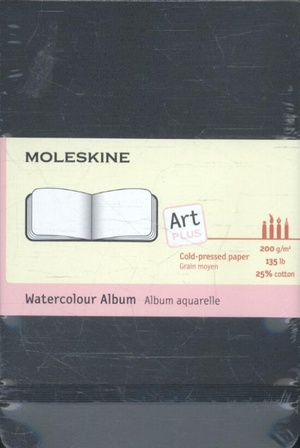 Moleskine Watercolor Notebook
