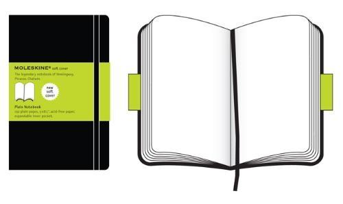 Moleskine Soft Large Plain Notebook