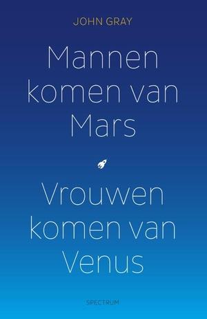 Mannen komen van Mars, vrouwen komen van Venus