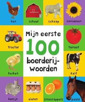 Mijn eerste 100 boerderijwoorden