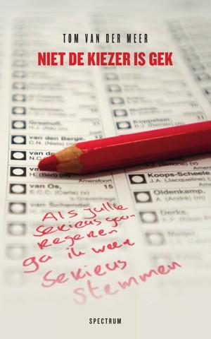 Niet de kiezer is gek