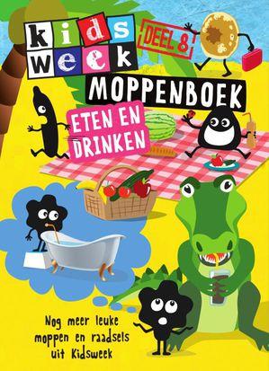 Moppenboek eten en drinken