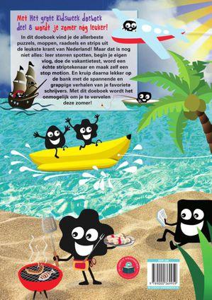 Het grote Kidsweek doeboek deel 8