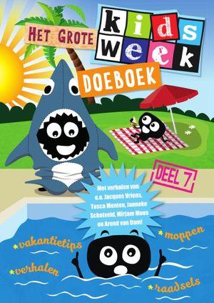 Het grote Kidsweek doeboek deel 7