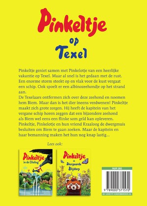 Pinkeltje op Texel