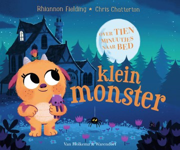 Over tien minuutjes naar bed, klein monster