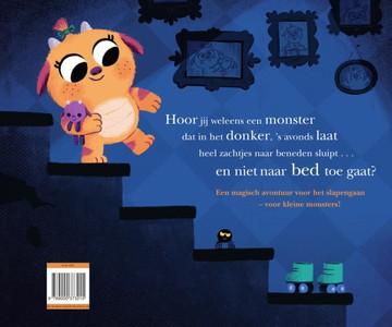 Over tien minuutjes naar bed, klein monster