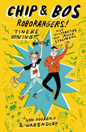 Roborangers!