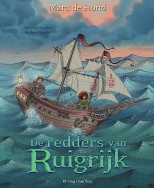 De redders van Ruigrijk (voorleesboek)