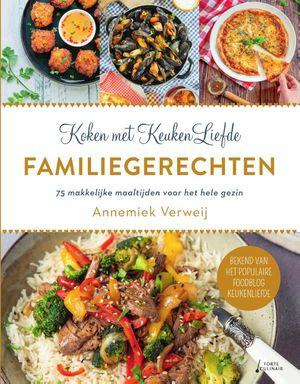 Koken met KeukenLiefde Familiegerechten