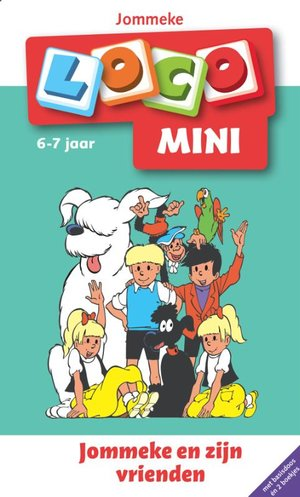 Pakket Loco Mini Jommeke