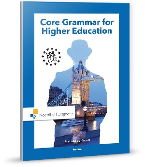 Core grammar for higher education