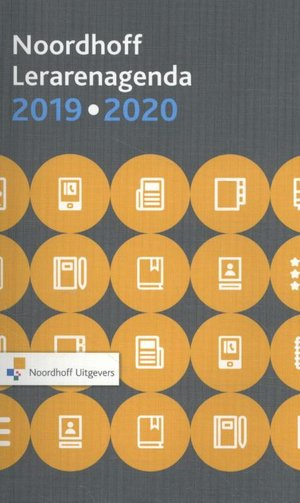 Noordhoff Lerarenagenda 2019-2020