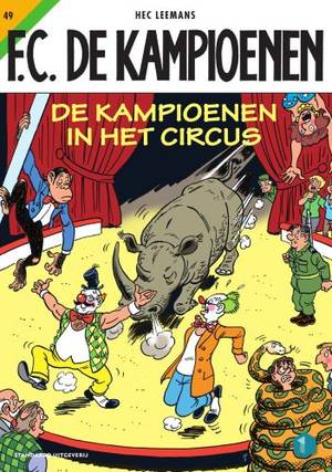 De kampioenen in het circus