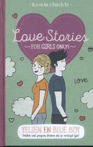 Love stories Yelien en blue boy