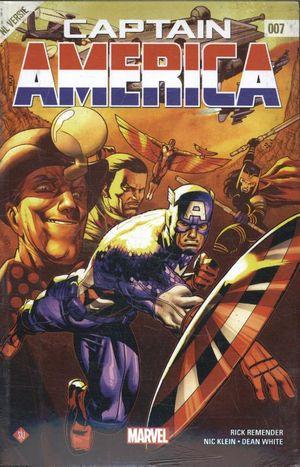 Captain America Pakket 4x6 titels