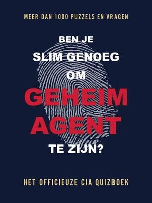 Ben je slim genoeg om geheim agent te zijn?