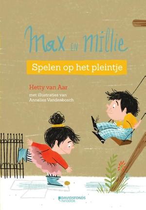 Max & Millie 2 Spelen op het pleintje
