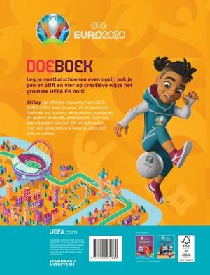 Euro 2020 Doeboek
