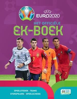 Euro 2020 EK-boek