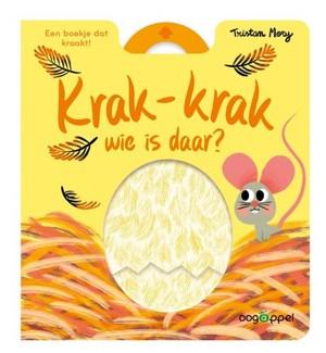 Krak-Krak Wie is daar ?