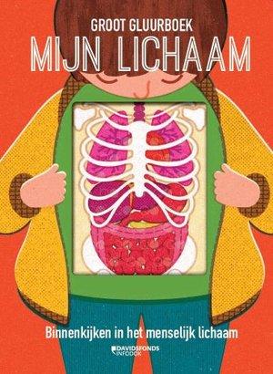 Groot gluurboek mijn lichaam
