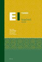 Encyclopaedia of Islam Three Yearbook 2020