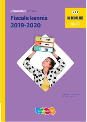 BV in Balans Fiscale kennis 2019-2020 Leerwerkboek
