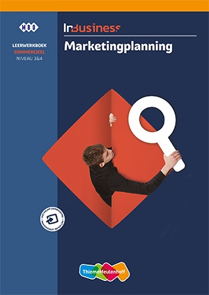 InBusiness Commercieel Marketingplanning Leerwerkboek + licentie