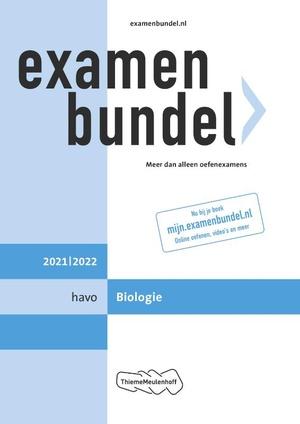 Examenbundel havo Biologie 2021/2022