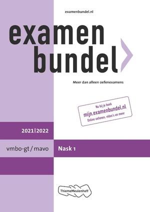 Examenbundel vmbo-gt/mavo NaSk1 2021/2022