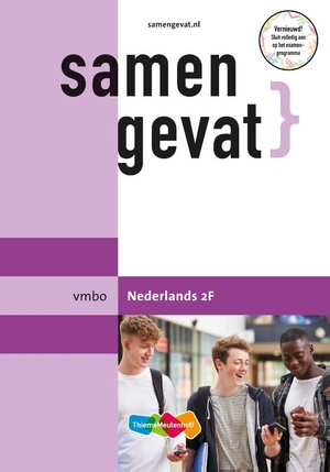Samengevat vmbo Nederlands 2F