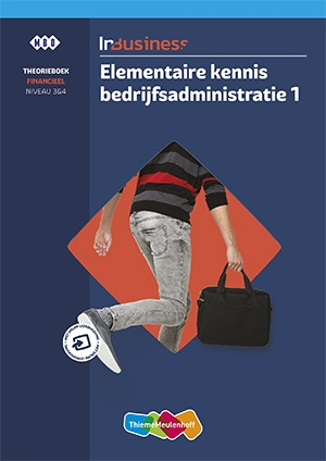 InBusiness Financieel Elementaire bedrijfsadministratie deel 1 TB+ lic