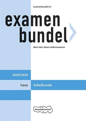havo Scheikunde 2019/2020