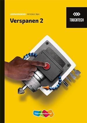 TouchTechVerspanen 2 Leerwerkboek