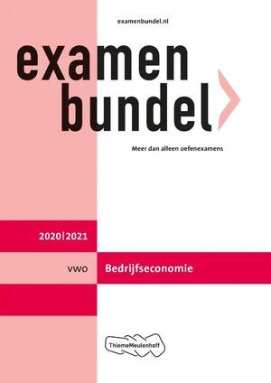 Examenbundel vwo Bedrijfseconomie 2020/2021