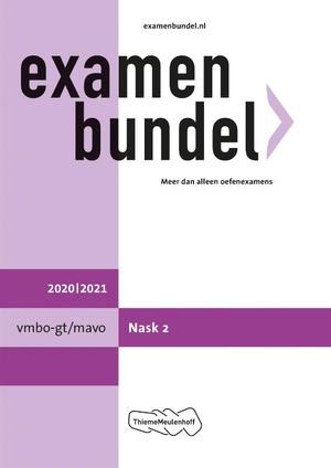 Examenbundel vmbo-gt/mavo NaSk2 2020/2021