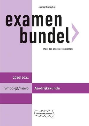 Examenbundel vmbo-(k)gt/mavo Aardrijkskunde 2020/2021