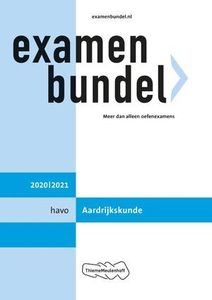Examenbundel 2020/2021 havo Aardrijkskunde