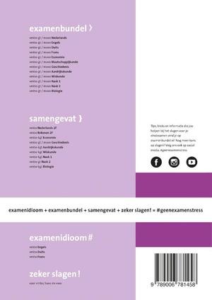 Examenbundel vmbo-gt/mavo Geschiedenis 2020/2021